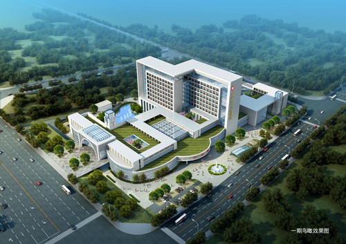 黄冈市妇幼保健院整体搬迁项目
