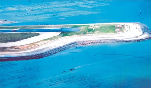 厦门翔安机场填海造地深层地基处理及围海大堤