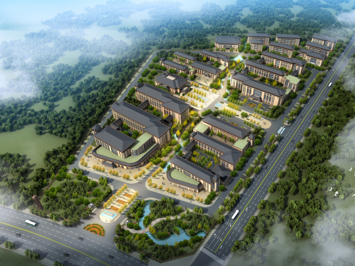 黄石市社会福利中心建设项目